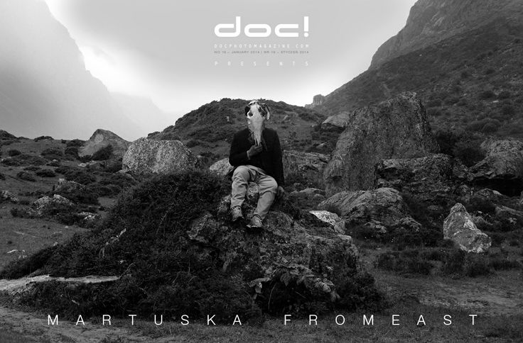 doc! photo magazine presents: Martushka Fromeast - I AM NOT SCARED OF NIGHT - I AM A BOMPO; doc! #19, pp. 137-163
