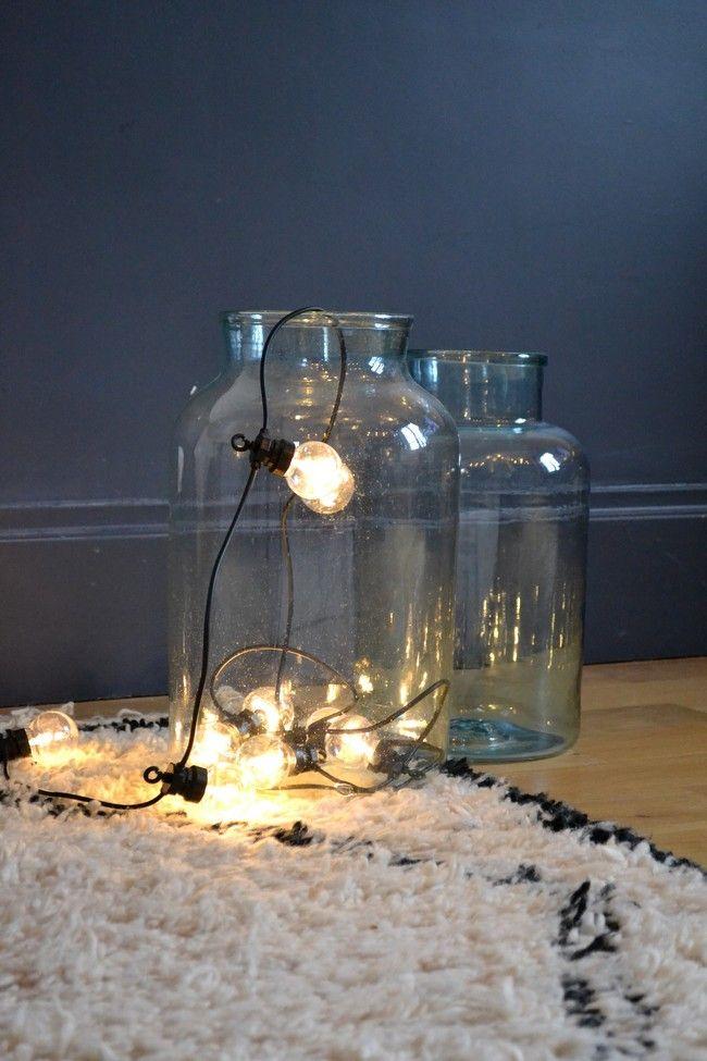 17 id es propos de salle de bains de bocaux sur pinterest organisation de salle rangements. Black Bedroom Furniture Sets. Home Design Ideas