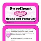 Fall in love with the Sweetheart Nouns and Pronouns game. Learning to classify nouns and pronouns will be a labor of love for your students. Find ...
