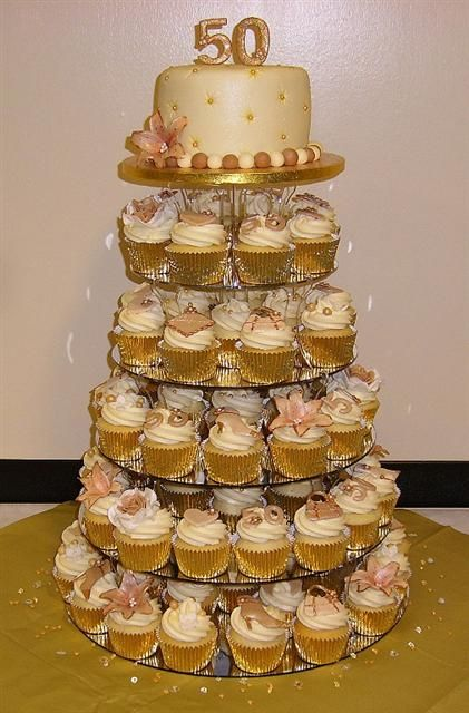 Best 25 Golden cake ideas on Pinterest Bridal shower cakes