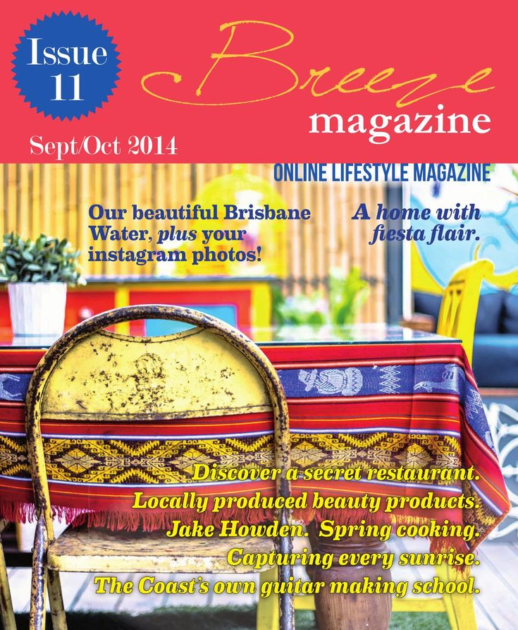 Breeze Magazine Issue 11 OUT Now!