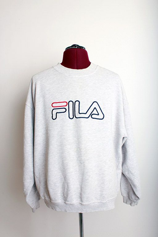 996f5e188 I am very happy for you to give me the present to go somewhere in the uk to  get one myself as a christmas present. | 17 | Fila vintage, Fila jumper, ...