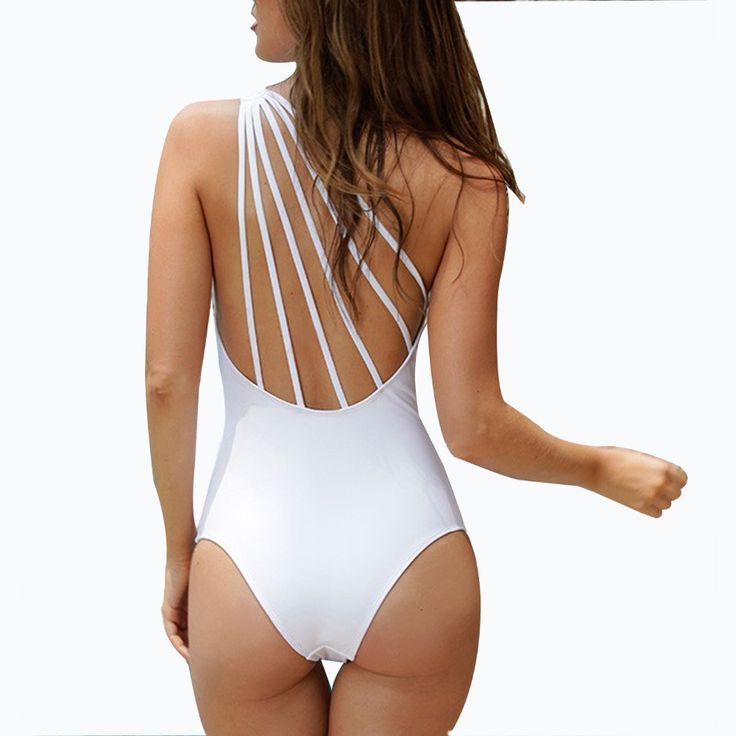 cool Vintage Retro One Piece Swimsuit Women Sport One-Piece Suits Departure Beach May Swimwear Female One Piece Sex Beachwear W1638-1