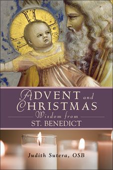 Advent and Christmas Wisdom From St. Benedict presents a selection from St. Benedict's writings with a Scripture reading and suggested activity for each day of the Advent and Christmas seasons. This book will help readers set aside time each day—no matter how busy—for reflection and meditation on the true meaning of the season. To see sample pages, click on the image.