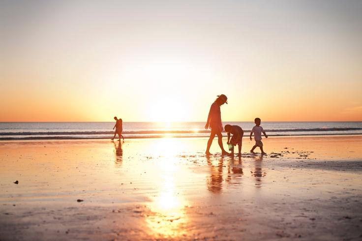 Cable Beach #family #broome #westernaustralia #sunset