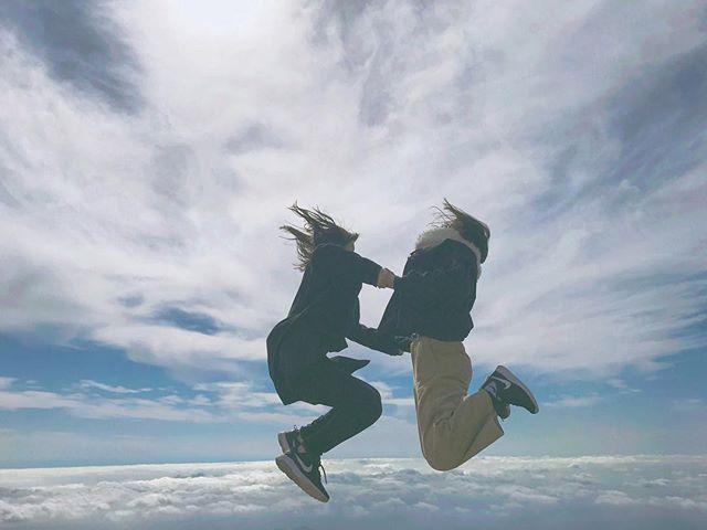 Jump in the sky☁️ #italy #sicily #catania #europe #eu #etna #montain #trip #travel #worldheritage #studyabroad #instatravel #travelgram #traveler #travelphotography #yolo #イタリア #シチリア #ヨーロッパ #エトナ #世界遺産 #旅行 by wanakyan. europe #worldheritage #travelphotography #シチリア #eu #旅行 #traveler #travelgram #ヨーロッパ #世界遺産 #montain #italy #etna #travel #instatravel #catania #yolo #studyabroad #エトナ #trip #イタリア #sicily