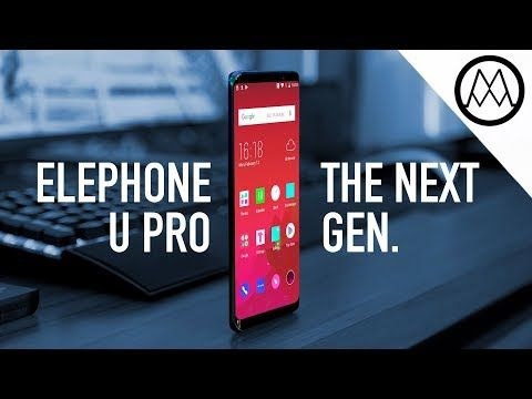 Introducing the Elephone U Pro - 2 Minute Reviews