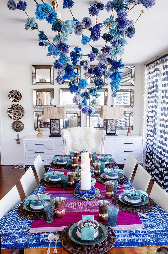 7 Top Tips For Throwing A Grand Party In A Small Home: 17 Best Ideas About Dinner Party Table On Pinterest