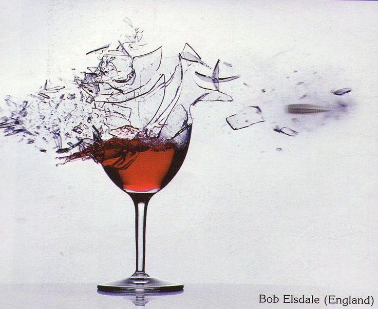 Resultado de imagen de cristal estallado