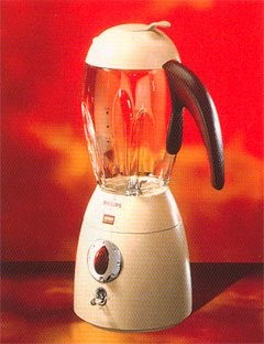 Added this 1995 Philips Alessi blender to my collection.