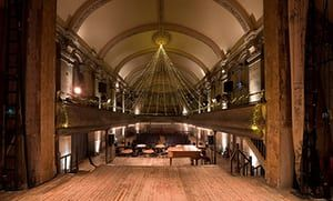 Hidden London interiors: Wiltons Music Hall, London