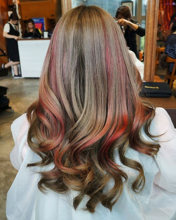 82 best Hair Color - Red / Pink images on Pinterest