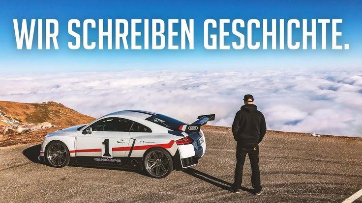 Audi TTRS Clubsport VS. Audi Quattro S1 VS. Pikes Peak - http://bit.ly/2Ass5bb