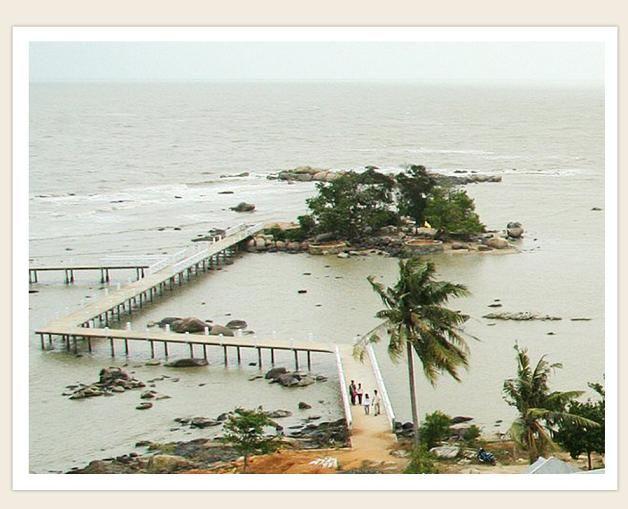 Pulau Simping, Singkawang