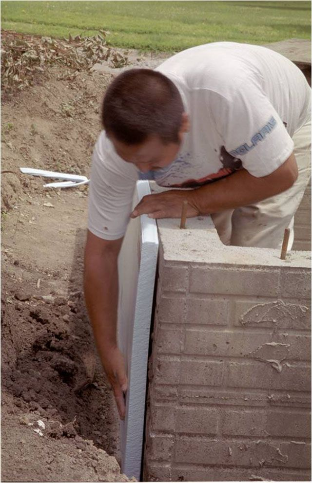 25 best ideas about slab foundation on pinterest cheap for Insulating basement floor before pouring