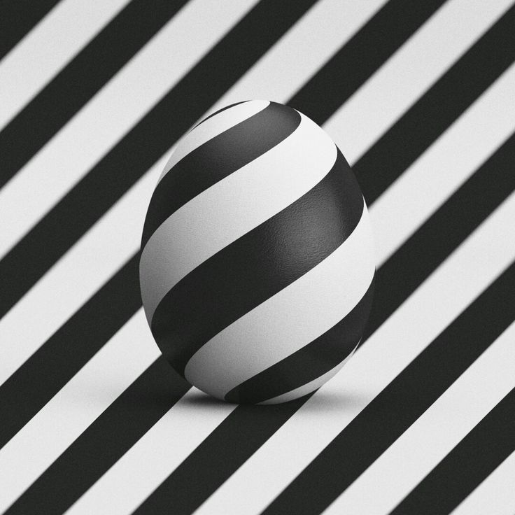 How to find out that the bird flew into the dark side? #blackandwhite #c4d #art #blackandwhitestripes #kinglab