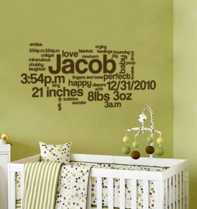 15 best Nursery ideas images on Pinterest | Nurseries, Baby cribs ...