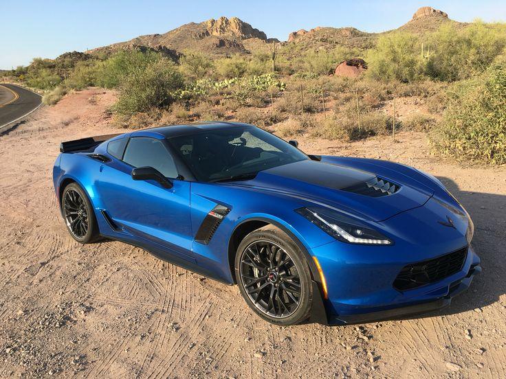 35 best Laguna Blue 2016 corvette c7 z06 8 speed automatic Z07 ...