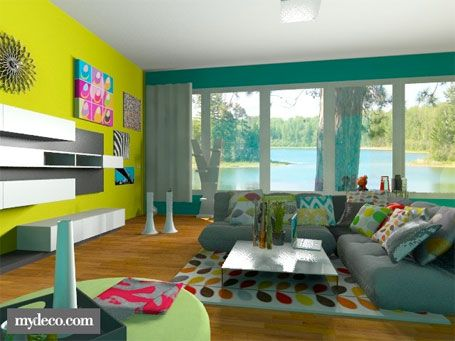256 best images about turquoise rooms on pinterest living room turquoise house of turquoise and turquoise - Living Room Colour Schemes 2011