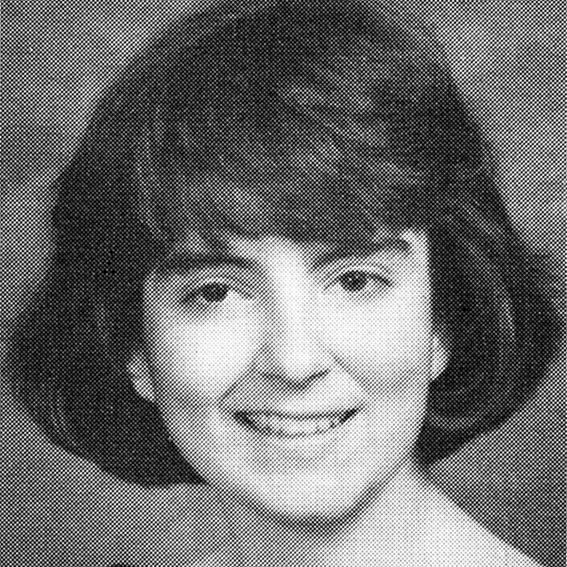 Before They Were Famous: Celebrity Yearbook Pictures - Tina Fey: 1988 from #InStyle