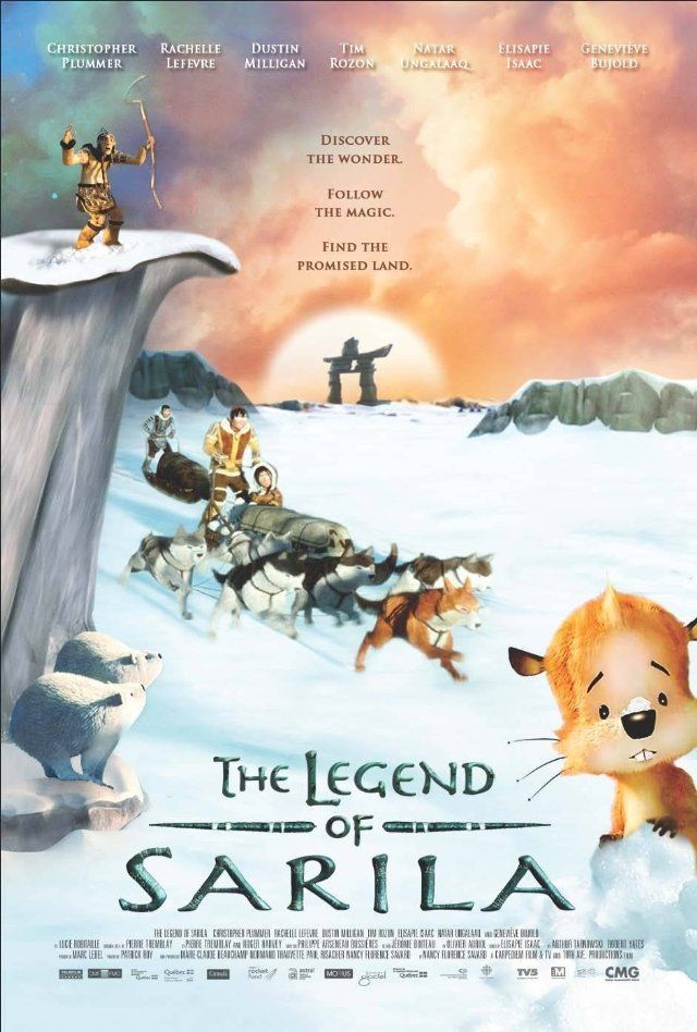 The legend of Sarila/La légende de Sarila 2013