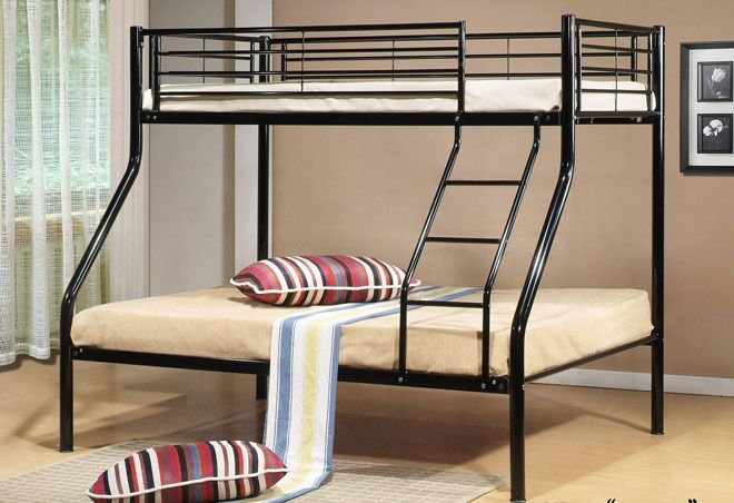 Houston tri bunk in white for bed 2