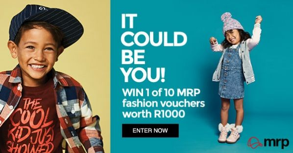 It's time to buy new clothes! Signup to the newsletter and stand a chance to win a fashion voucher worth R1000 #ad