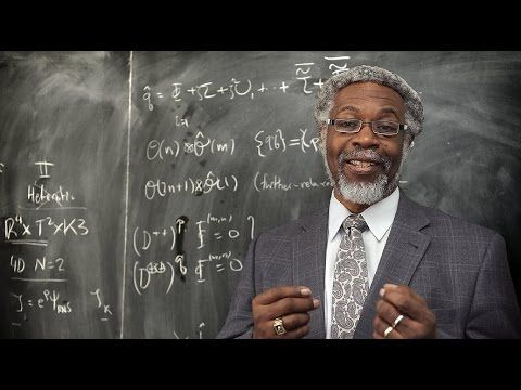 """Theoretical Physicist Finds Computer Code in String Theory. Gates explains, """"This unsuspected connection suggests that these codes may be ubiquitous in nature, and could even be embedded in the essence of reality. If this is the case, we might have something in common with the Matrix science-fiction films, which depict a world where everything human being's experience is the product of a virtual-reality-generating computer network."""""""
