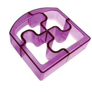 Cookistry: Gadgets: Puzzle Bites Sandwich Cutter - great for kids lunch boxes!