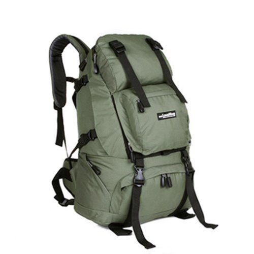 Amazon.com: KingMas Outdoor 40L Waterproof Backpack Bag Camping ...