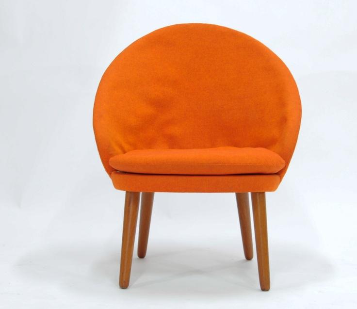Nanna Ditzel Club Chair