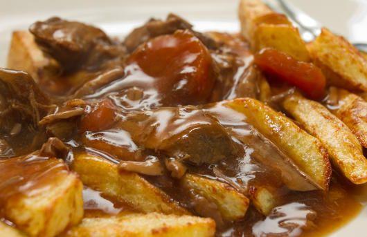 Stoofvlees (Belgian Beef Stew) Recipe — Dishmaps