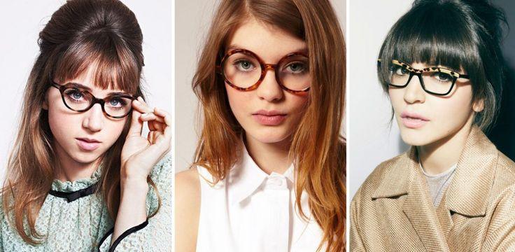 Tagli di capelli ideali per chi porta gli occhiali: tutte le dritte!