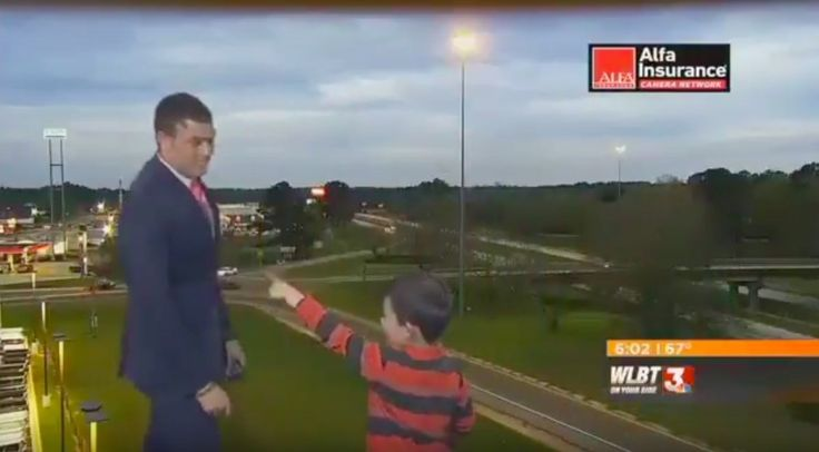 Watch: Kid crashes live weather forecast, predicts farts and toots http://boingboing.net/2017/03/08/watch-kid-crashes-live-weathe.html?utm_campaign=crowdfire&utm_content=crowdfire&utm_medium=social&utm_source=pinterest