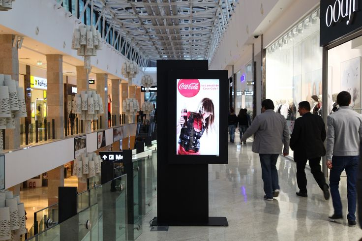 Retail / Digital Totem / #CocaCola #OOH #advertising