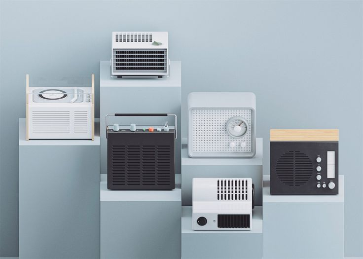 3D renderings of classic Braun products by Particle (Gao Yang) See more: http://mindsparklemag.com/design/3d-classic-braun-design/  More news: Like Mindsparkle Mag on Facebook