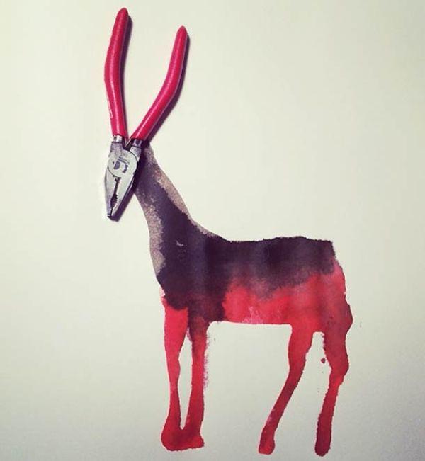 Kreative Bilder & Illustrationen von Christoph Niemann