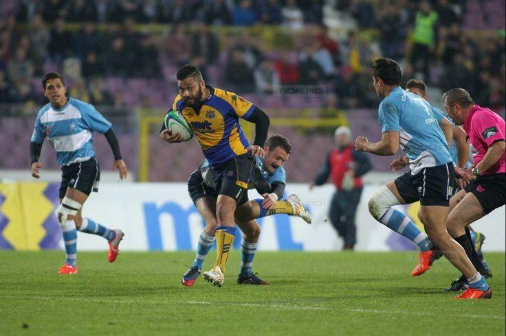 Victorie lejera si cu punct bonus ofensiv pentru RCM la contactul cu stadionul Dan Paltinisanu