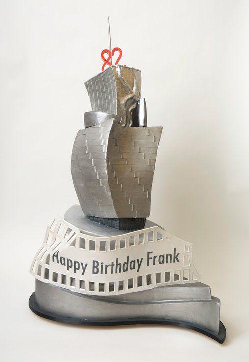 Frank Birthday Cake
