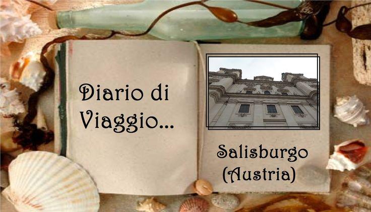 Diario di viaggio: Salisburgo