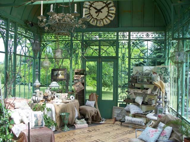 French Garden Conservatory Kit $70,000