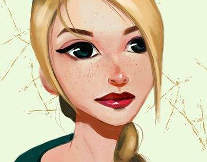 """Check out new work on my @Behance portfolio: """"GIRL"""" http://be.net/gallery/40254123/GIRL"""