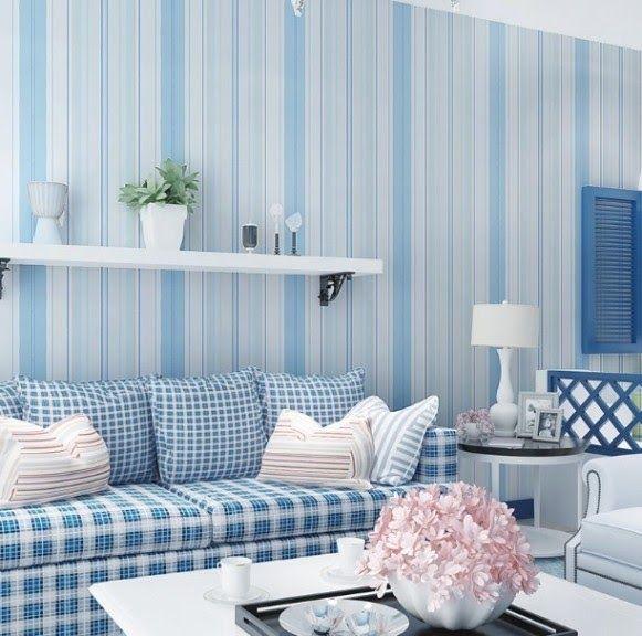 Wallpaper Warna Biru Tua Keren