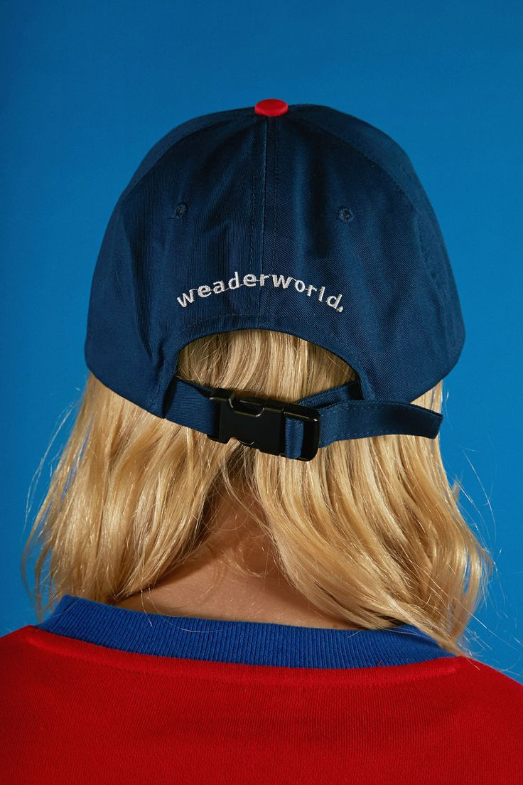 "Aplan cap . ""weaderworld""  www.adererror.com  #ader #fashion #brand #cap #white #accessory #buckle"