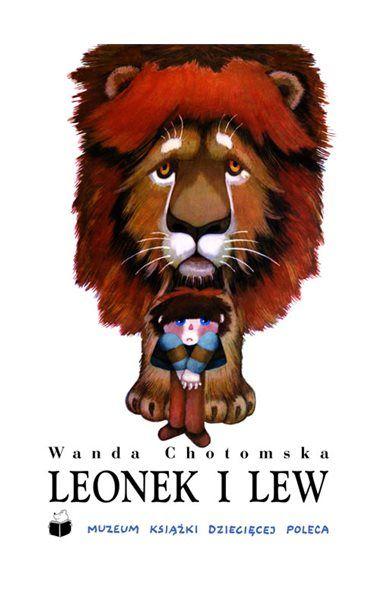 Pierwsze wydanie Leonka i lwa miało miejsce w 1976 roku. Wanda Chotomska opowiada historię małego chłopca, który przyjechał w odwiedziny do rodziny mieszkającej w mieście. Miasto jest ogromne, głośne, przytłaczające – nic dziwnego, że malec boi się wielu rzeczy. Przełomem staje się dla chłopca wizyta w cyrku i poznanie lwa, a następnie konkurs rysowania na chodniku.  Książka jest już szóstym tytułem w serii: Muzeum Książki Dziecięcej poleca.