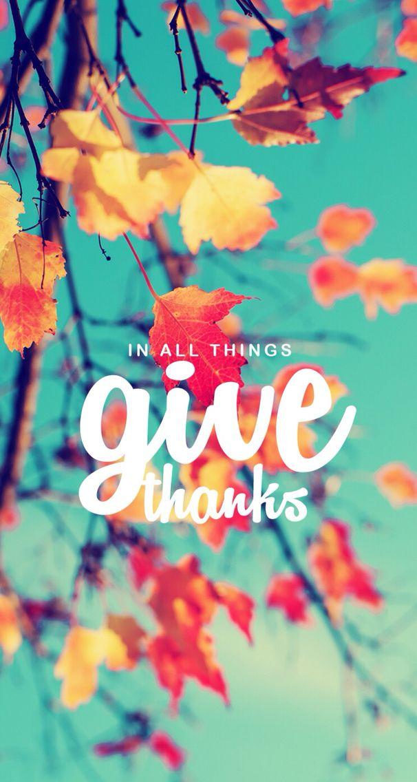 iPhone Wall: Thanksgiving tjn