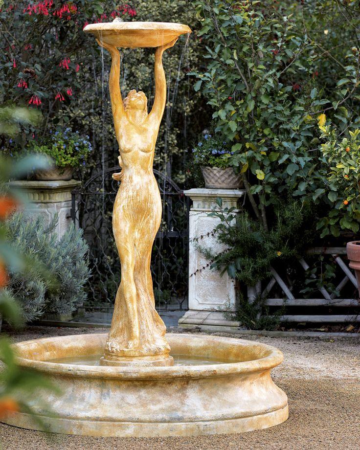 Best 25+ Outdoor fountains ideas on Pinterest | Outdoor ...