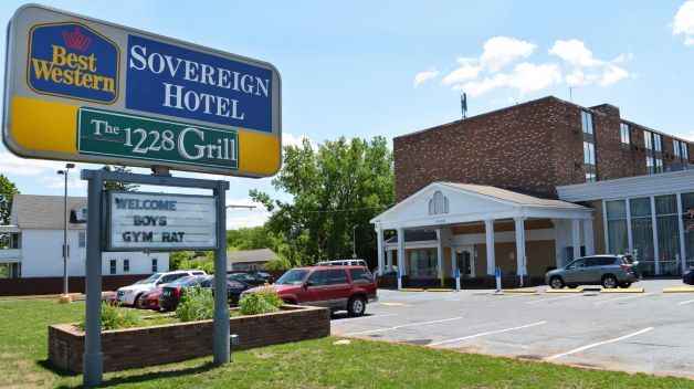 Best Western Sovereign Hotel Albany Ny Www Sovereignhotels Com