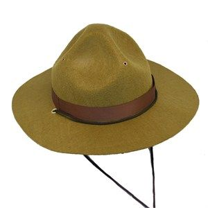 Ranger Hat, $5.79 from Party Supplies Delivered http://www.partysuppliesdelivered.com