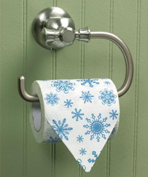 Accesorios para decorar el cuarto de ba o en navidad for Accesorios para regaderas de bano